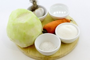 кольраби с овощами