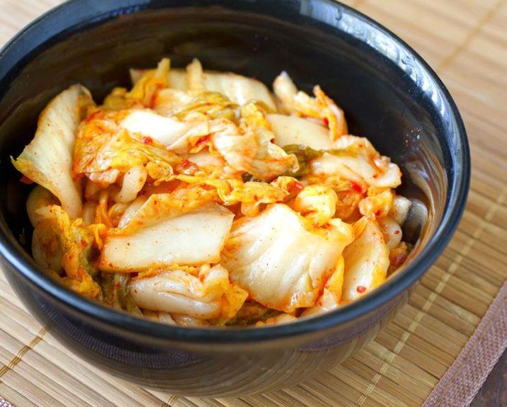 Как приготовить капусту по корейски в домашних