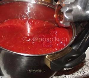 помидоры промалываем