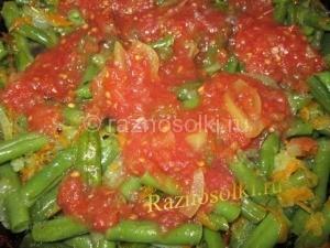 заправка томатным соком
