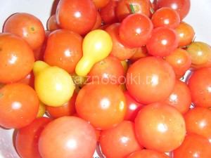 помидоры для заморозки