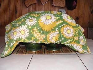 банки накрыты теплым одеялом