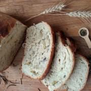 выпеченный хлеб