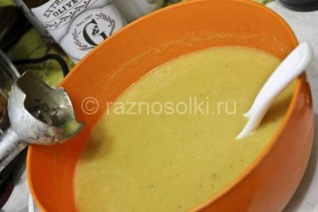 Пюре для супа