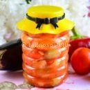 Вкусное лечо из баклажан