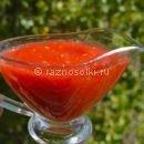 свежий томат на зиму