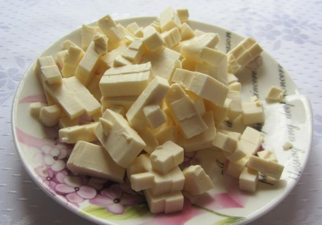 Плавленный сыр для супа