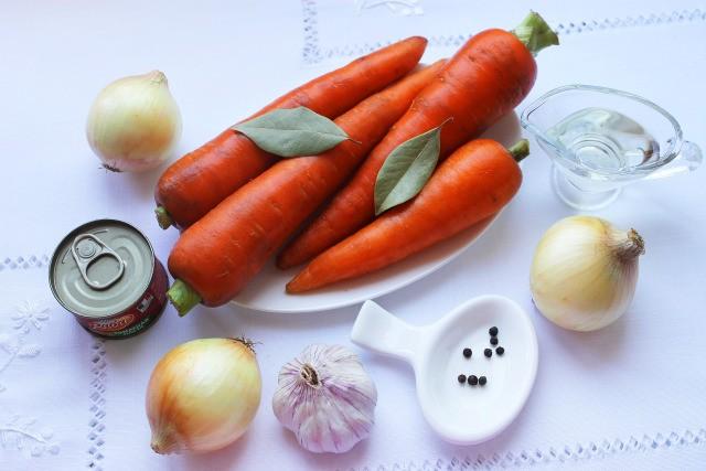 Морковь для заготовок
